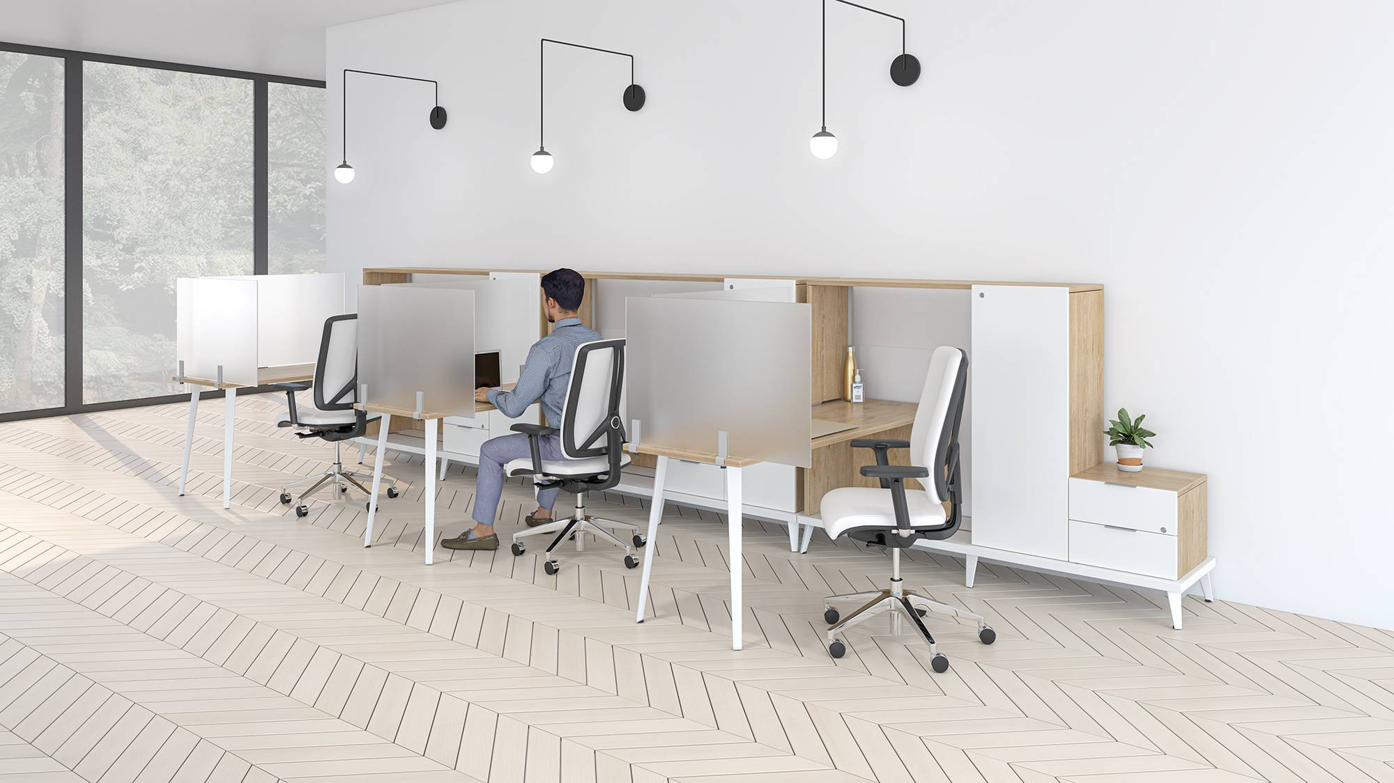 New Office Furniture - Workstations